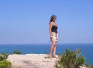 Plan cul avec une femme très nature (Nice, 06)