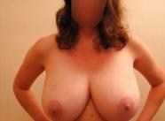 Annonce coquine d\'une femme aux gros seins