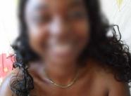 Jeune femme black dispo à Paris