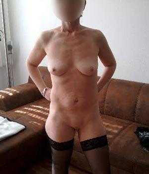 Annonce coquine d'une mature de Paris (75)